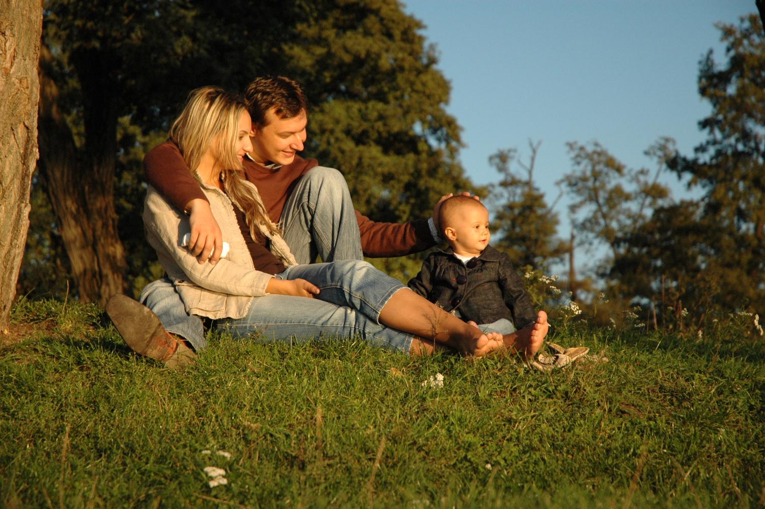 Изображение семьи.